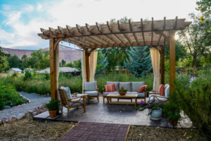 Arbor and Pergola design and installation in Chapel Hill - Chapel Hill Deck Builder