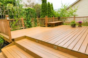 Beautiful residential deck - Home Deck Builders in Chapel Hill